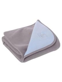 """Red Castle """"Double Fleece Blanket"""" Одеяло из дублированного флиса , 080152 / Taupe - Light Blue"""