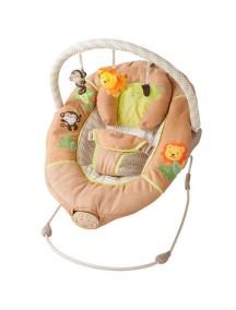 "Summer Infant ""Swingin Safari"" Шезлонг для детей, 01803 / Бежевый"