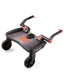 "Lascal ""Buggy Board Maxi"" Подножка-приставка к коляске для второго ребенка [ art. 27 ], 2730 / Black Label"