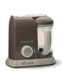 "Beaba ""Babycook Solo"" Блендер-пароварка , 912251 / Pastel Blue"