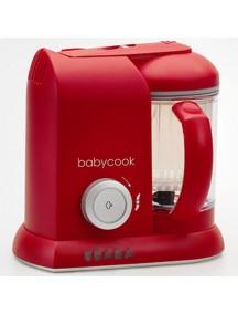 "Beaba ""Babycook Solo"" Блендер-пароварка [ art. 912 ], 912422 / Red"