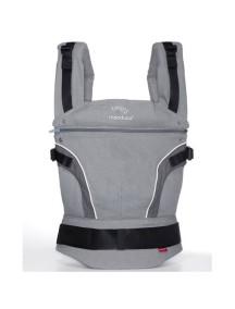 """Manduca """"Limited Edition"""" Эргономичный детский слинг-рюкзак-переноска, Pearl Grey"""