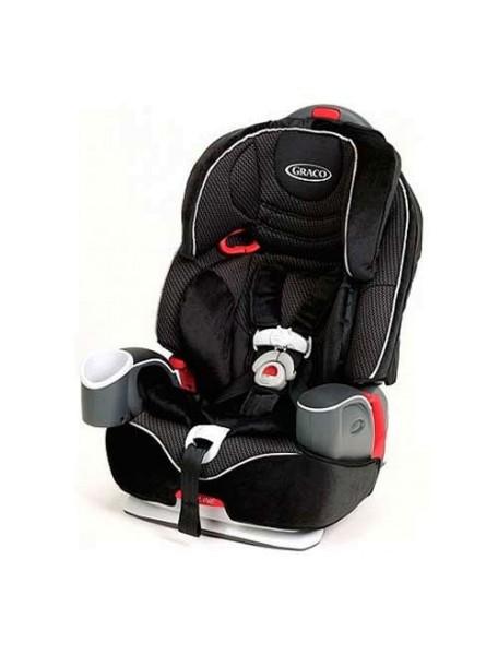 """Graco """"Nautilus"""" Детское автомобильное кресло c Isofix (Latch) [ art. 8J00 ], BRE"""