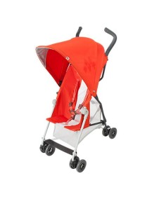 """Maclaren """"Mark II"""" Коляска детская легкая трость, Spicy Orange / WSE10012"""