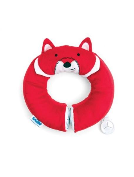 Подголовник Yondi Fox Лисичка - красный