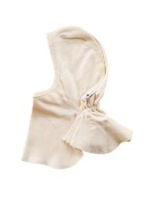 """Babyidea """"ManyMonths"""" Шапка-шлем из шерсти мериноса , 1-5 лет, Натуральный / 2332"""