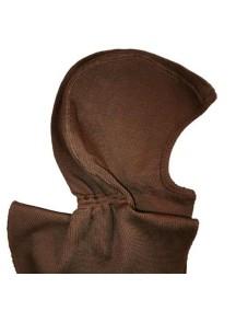 "Babyidea ""ManyMonths"" Шапка-шлем из шерсти мериноса , 3-18 мес., Коричневый / 2625"
