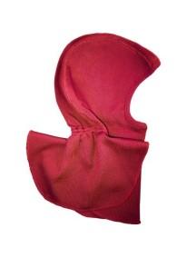 """Babyidea """"ManyMonths"""" Шапка-шлем из шерсти мериноса , 1-5 лет, Бордовый / 2313"""