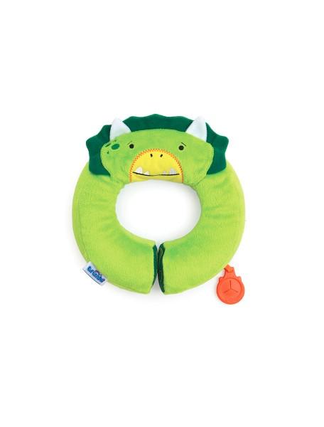 Подголовник Yondi Dino Дино - зеленый