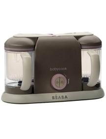 "Beaba ""Babycook Duo"" Блендер-пароварка , 912255  / Pastel Pink"