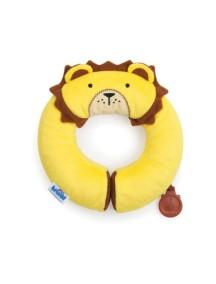 Подголовник Yondi Lion Лев - жёлтый