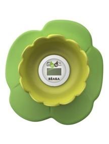 """Beaba """"Lotus"""" Цифровой термометр для воды и воздуха , 920251 / Green"""