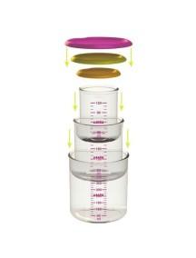 Beaba Комплект контейнеров для хранения детских продуктов