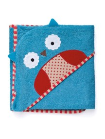 Полотенце с капюшоном Skip Hop Zoo Hooded Towel - Owl (Совенок)