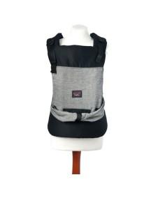 """Emeibaby """"Сarrier"""" Универсальный слинг-рюкзак эргономический , 65 / Серый меланж"""