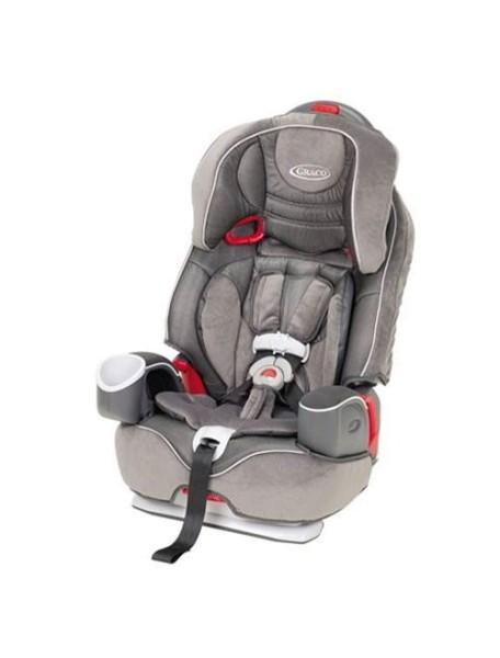 """Graco """"Nautilus"""" Детское автомобильное кресло c Isofix (Latch) [ art. 8J00 ], GLX"""