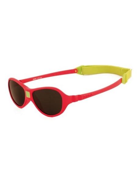 """Ki ET LA """"Jokaki"""" Солнцезащитные детские очки с 12-30 месяцев [ art. 600009 ], 26 / Красный"""