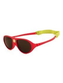 """Ki ET LA """"Jokala"""" Солнцезащитные детские очки с 2-4 лет , 26 / Красный"""