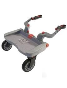 "Lascal ""Buggy Board Maxi"" Подножка-приставка к коляске для второго ребенка , Техно"