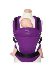 "Manduca ""Limited Edition"" Эргономичный детский слинг-рюкзак-переноска, Purple Magic"