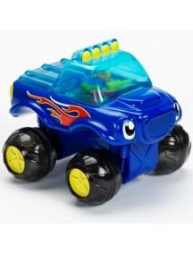 "Munchkin ""Monster Truck"" Игрушка для ванной машинка на колёсиках , Синий"