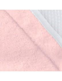 "Red Castle ""Apron Bath Towel"" Махровое полотенце-фартук с уголком от 0 до 36 месяцев , 030834 / Pink-White"