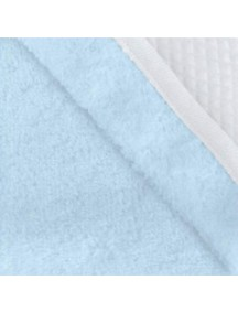 "Red Castle ""Apron Bath Towel"" Махровое полотенце-фартук с уголком от 0 до 36 месяцев , 030831 / LT Blue-White"