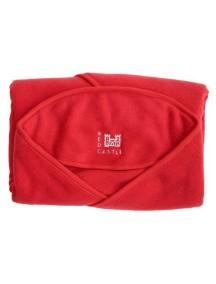 """Red Castle """"BabyNomade Fleece"""" Конверт-одеяло многоцелевое флисовое размер S1 (от 0 до 4 мес.) , 081430 / красный"""