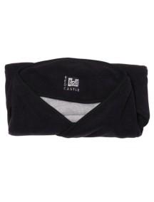 """Red Castle """"BabyNomade Fleece"""" Конверт-одеяло многоцелевое флисовое размер S1 (от 0 до 4 мес.), 081413 / черный - серый"""
