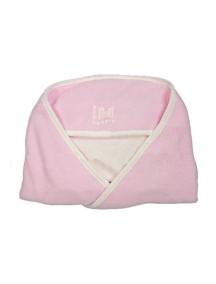 """Red Castle """"BabyNomade Fleece"""" Конверт-одеяло многоцелевое флисовое размер S1 (от 0 до 4 мес.), 081438 / розовый - слоновая кост"""