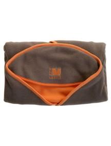 """Red Castle """"BabyNomade Fleece"""" Конверт-одеяло многоцелевое флисовое размер S1 (от 0 до 4 мес.), 081479 / коричневый - оранжевый"""