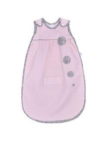 "Red Castle ""Sleep Bag small"" Спальный мешок детский - хлопок-муслин размер 65-75 см., 0469107 (65 см, Dusk Pink - Libe"
