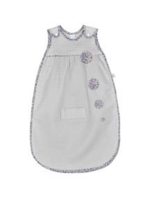 "Red Castle ""Sleep Bag small"" Спальный мешок детский - хлопок-муслин размер 65-75 см., 0470108 (75 см, Pearl Grey - Lib"