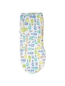 """Summer Infant """"SwaddleMe"""" Конверт для пеленания с рождения и до 4-х месяцев, 72820 / Гитары, S/M"""