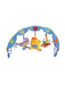 Tiny Love Детская дуга музыкальная с 3 игрушками, Река / 254