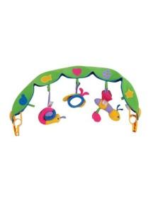 Tiny Love Детская дуга музыкальная с 3 игрушками, Тропики / 211