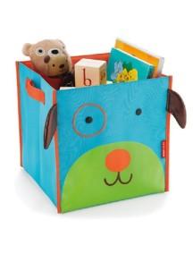 Корзина для игрушек Skip Hop Zoo Bin - Dog (Щенок)