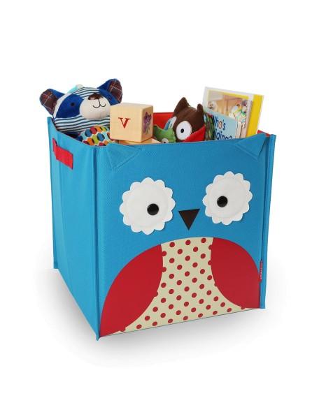 Корзина для игрушек Skip Hop Zoo Bin - Owl (Совенок)