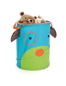 Большая корзина для игрушек Skip Hop Zoo Hamper - Dog (Щенок)