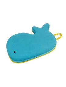 Мягкая напольная подушка-коврик под коленки мамы Skip Hop Moby Kneeler (Синяя)