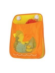 Органайзер для ванной Skip Hop Tubster - Orange Duck (Утенок, оранжевый)