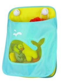Органайзер для ванной Skip Hop Tubster - Blue  Moby (Китенок, колубой)