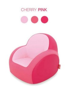 """Самое первое кресло-софа для вашего малыша Dwinguler """"Kids Sofa""""  Розовый"""