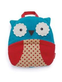 Одеяло-подушка в дорогу Skip Hop Zoo Travel Blanket - Owl