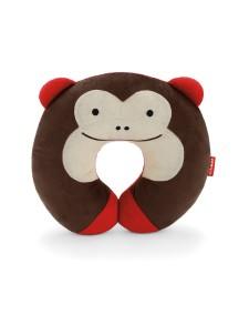 Подушка под шею Skip Hop Zoo Neckrest - Monkey (Обезьянка)