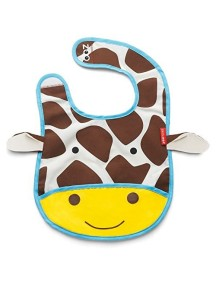 Слюнявчик Skip Hop Zoo Bib - Girafe (Жирафчик)