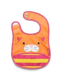Слюнявчик Skip Hop Zoo Bib - Cat (Котенок)