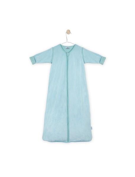 Флисовый спальный мешок со съемными рукавами
