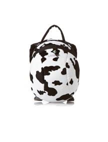 Рюкзак с поводком LittleLife - Коровка (1-4) черный с белым