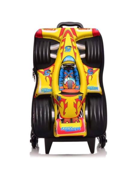 Чемодан Maxtoy F1 Amarelo